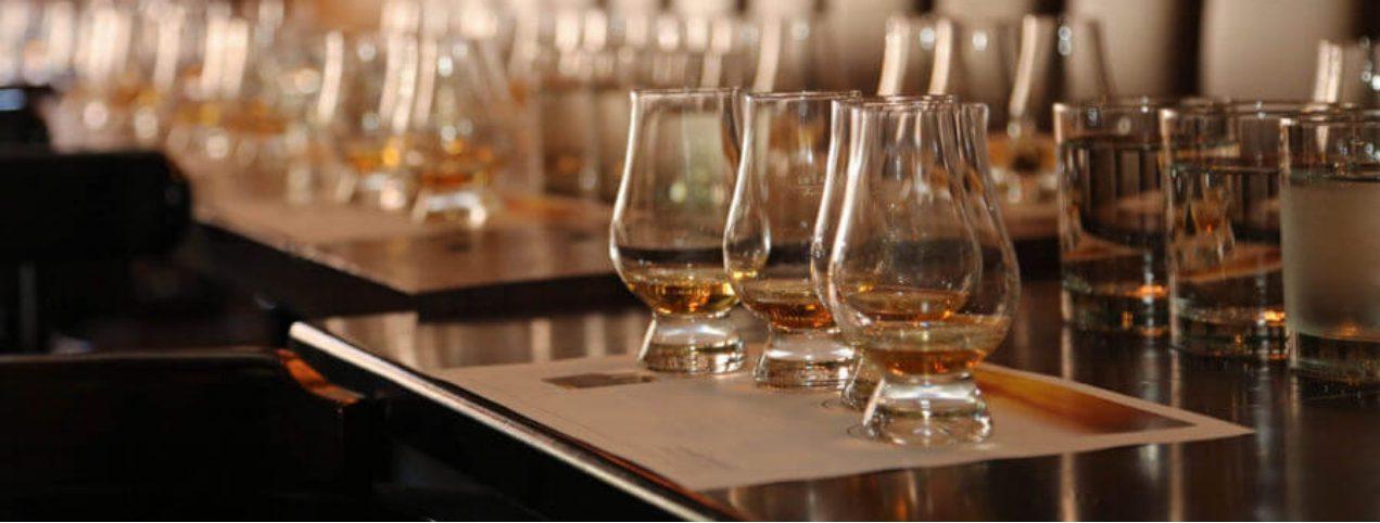 Whisky tasting dubai