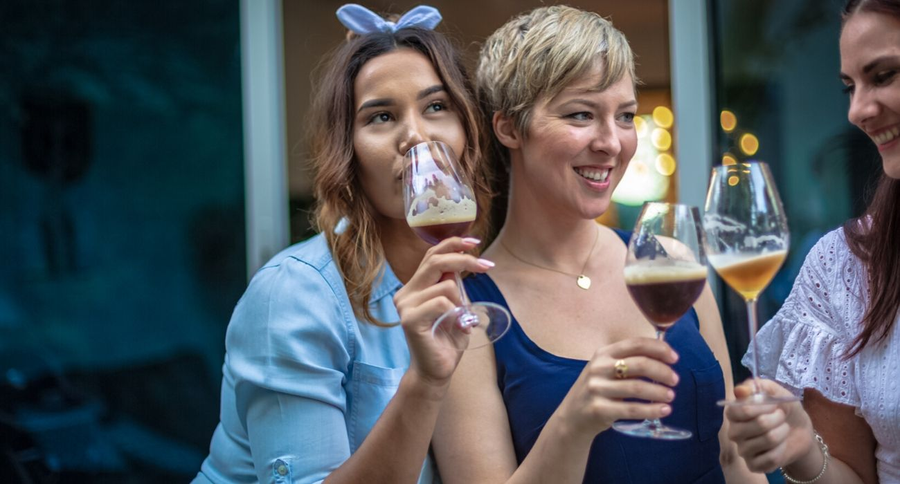 wine tasting events dubai