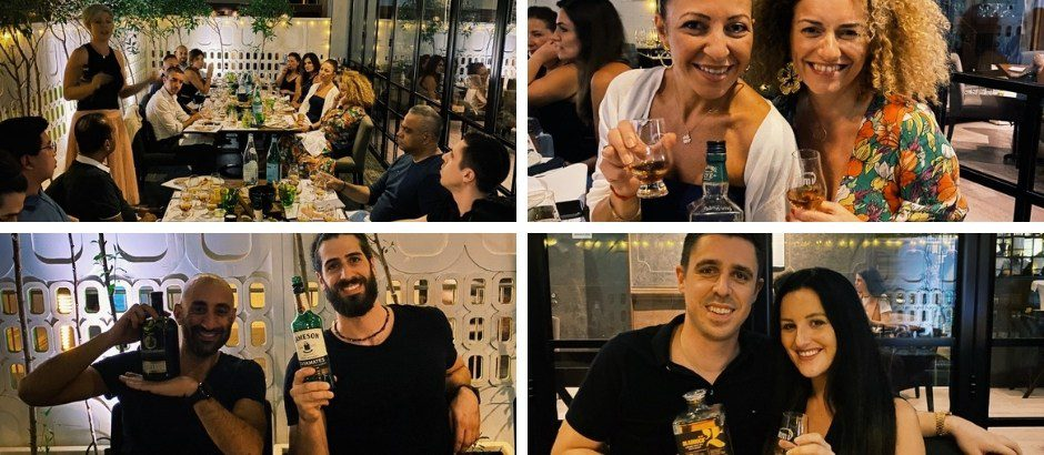 Whiskey Tasting in BOCA Dubai
