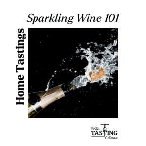 Home Tasting: Sparkling Wine Package