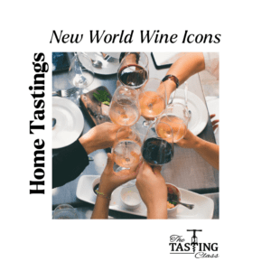 Home Tasting: New World Wine Icons Package
