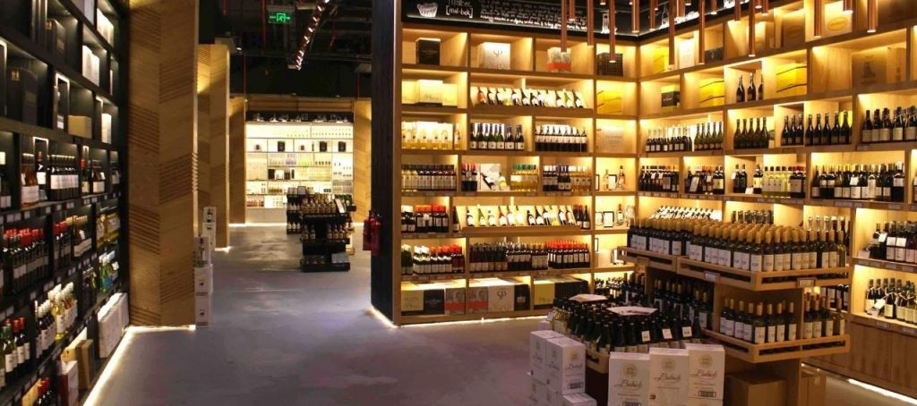 Peninsula Alcohol Store Abu Dhabi