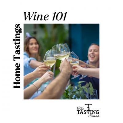 Home Tasting: Wine 101 Package