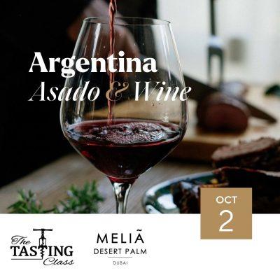 Argentina Asado & Wine