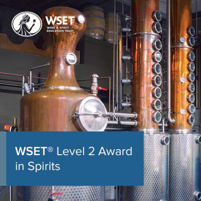 Level 2 Awards in Spirits - Exam Resit Only