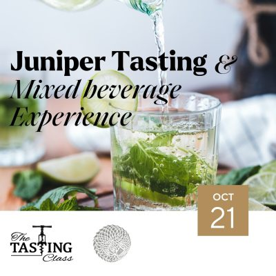 Juniper Tasting & Mixed Beverage Experience