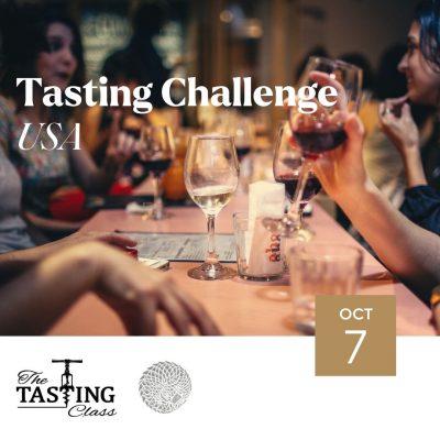Tasting Challenge - USA