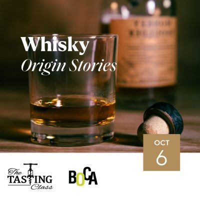 Whisky Origin Stories